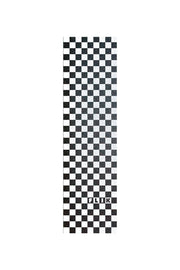 delta pro scooters flik griptape - black/white checkers