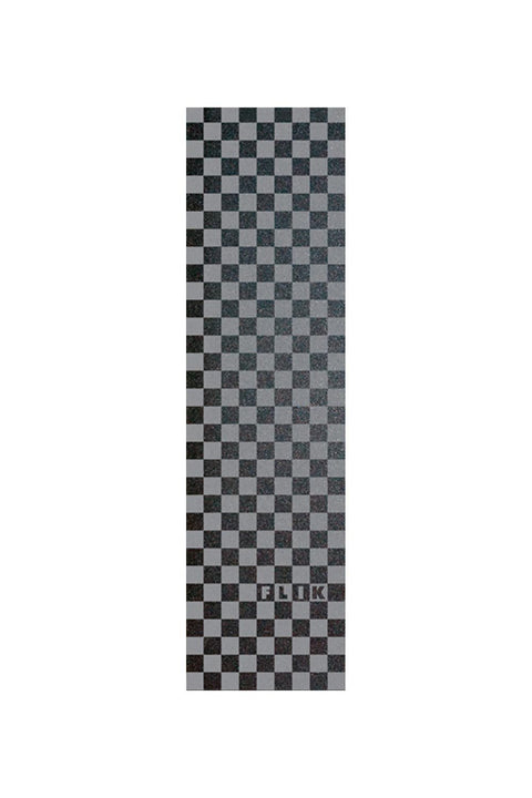 delta pro scooters flik griptape - black/gray checkers