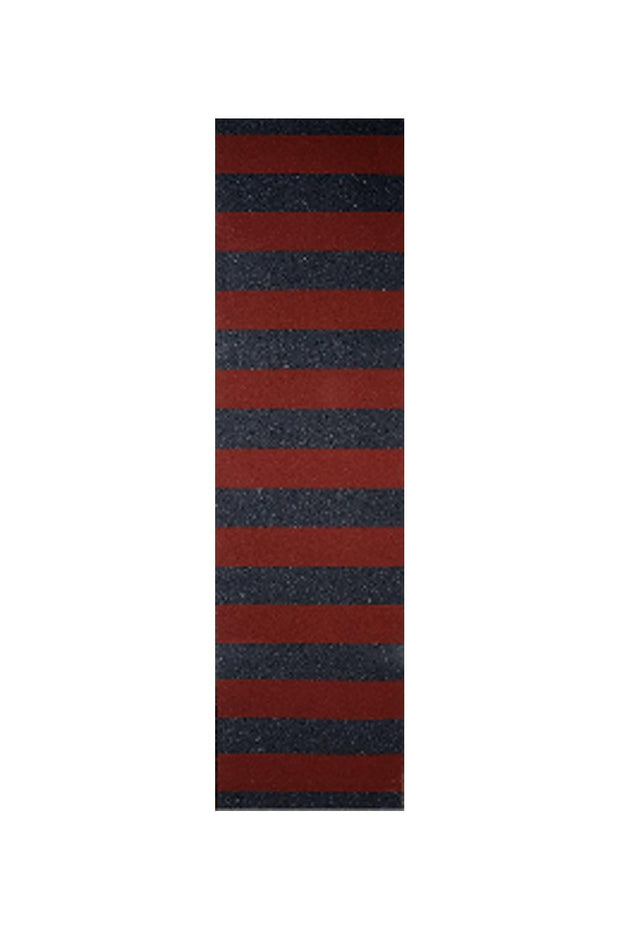delta pro scooters flik griptape - black/red stripes