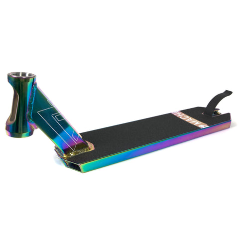 delta pro scooters mach one integrated deck - neo chrome