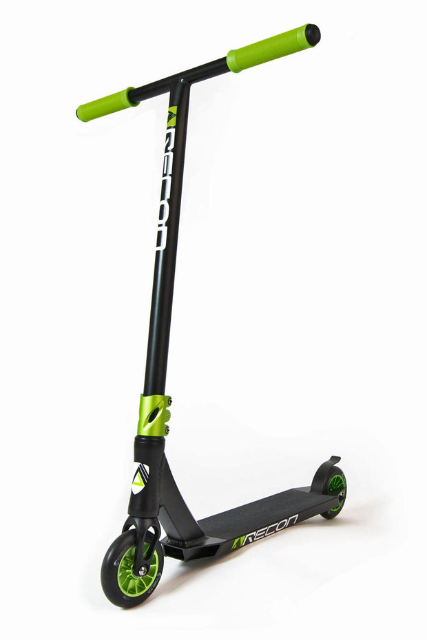 delta pro scooters recon complete - green