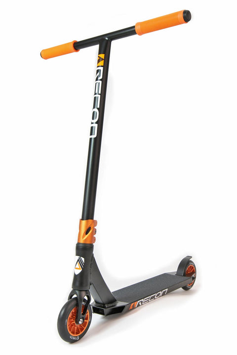 delta pro scooters recon complete - orange