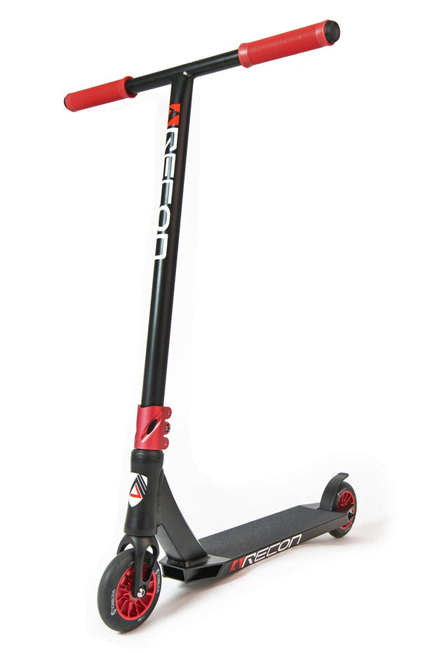 delta pro scooters recon complete - red