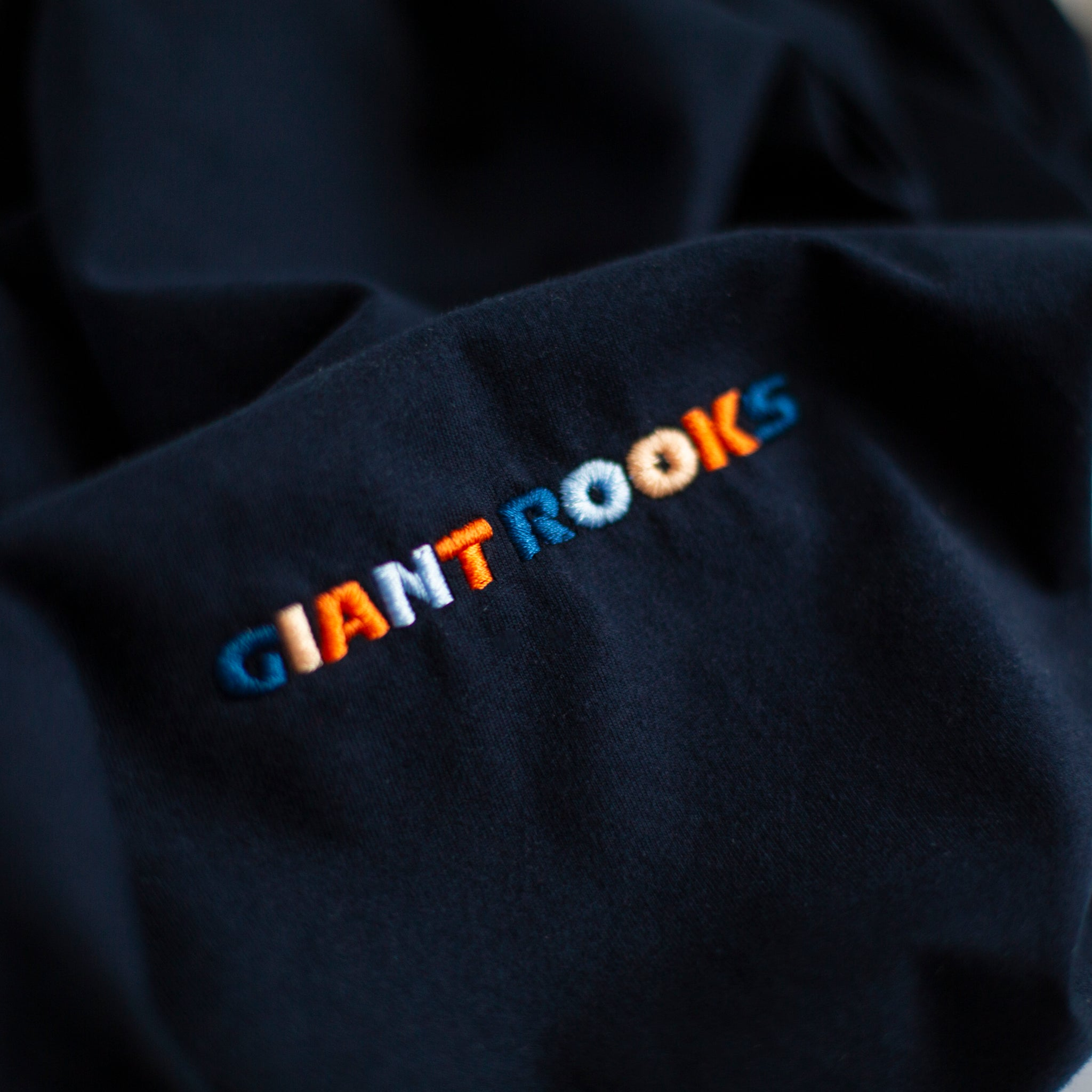Logo (Embroidery, T-Shirt)