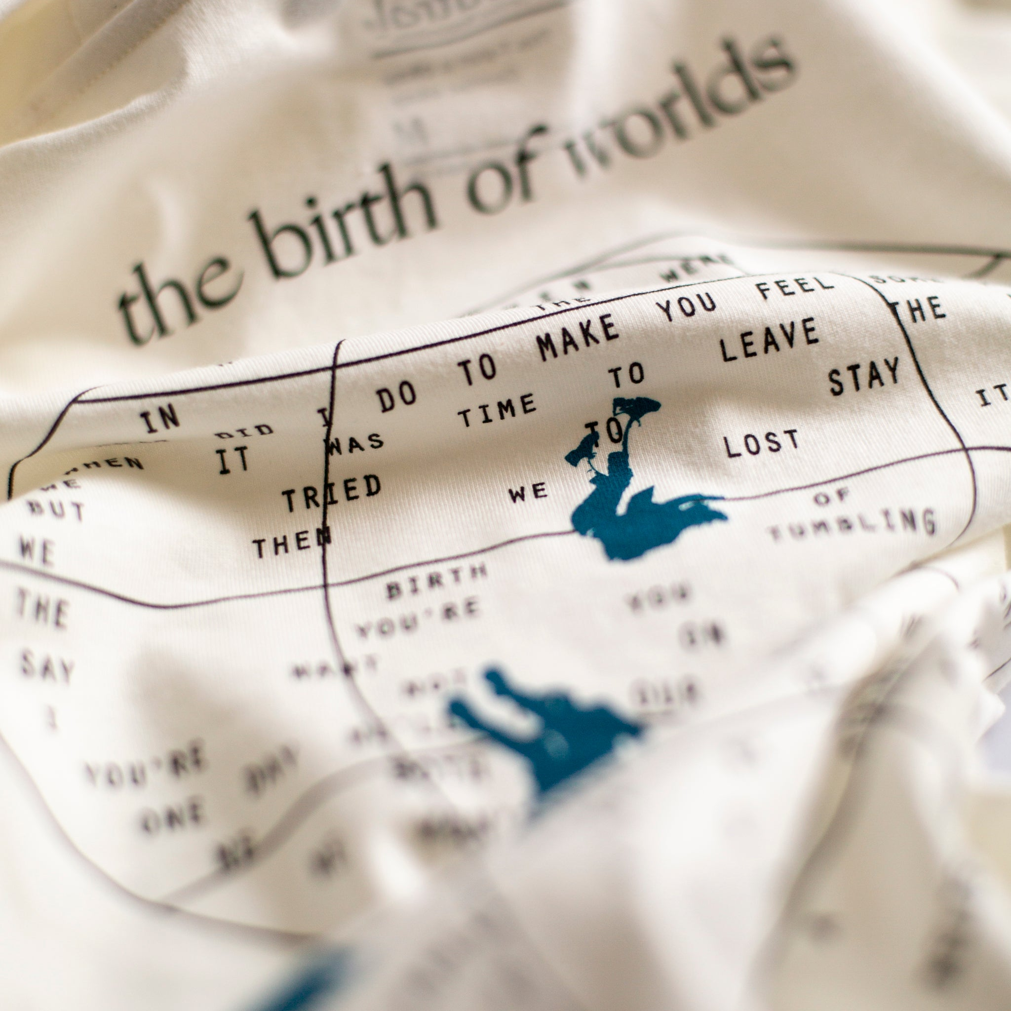The Birth of Worlds (T-Shirt)