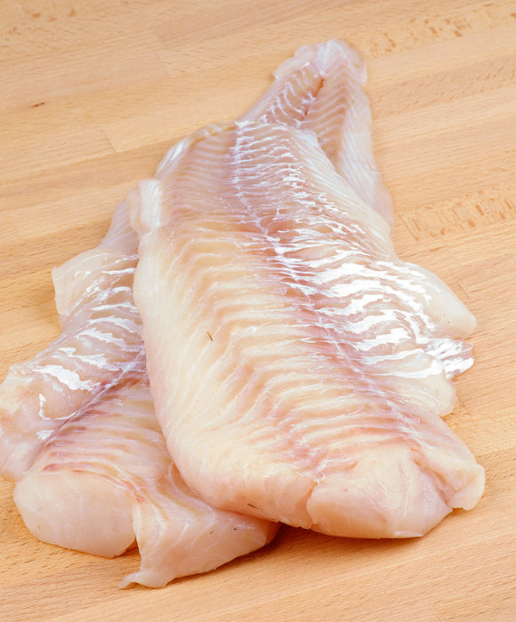 Fresh Haddock fillets (skinless)