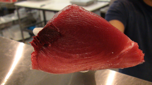 Yellowfin Tuna Fillet (Sushi grade) FROZEN