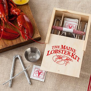 The Maine Lobster Kit / 2,4,8 Person kits available
