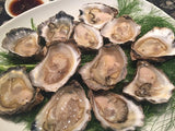 Fresh PEI/Malpeque Oysters