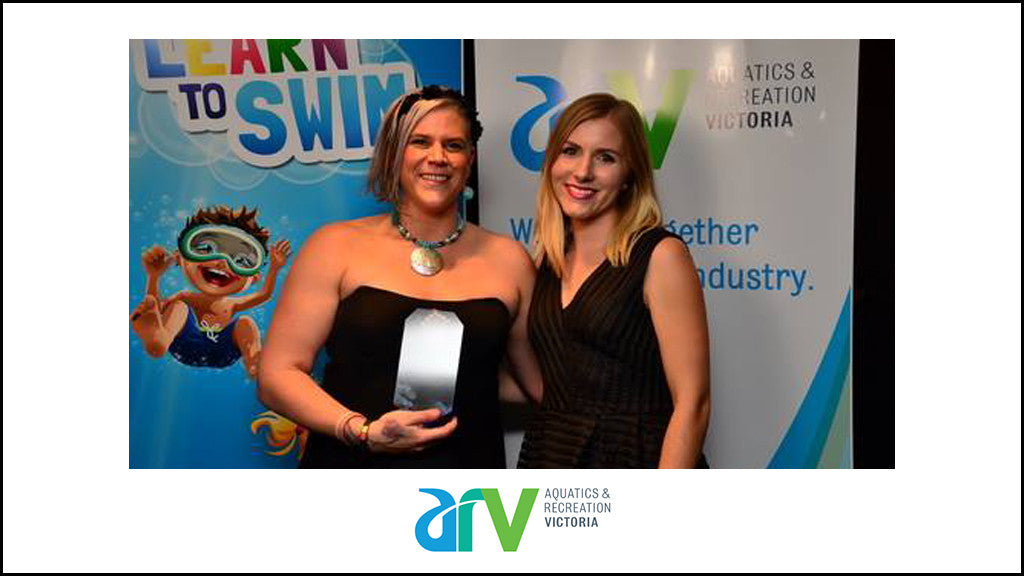 Aflex Sponsors Aquatics and Recreation Victoria Award