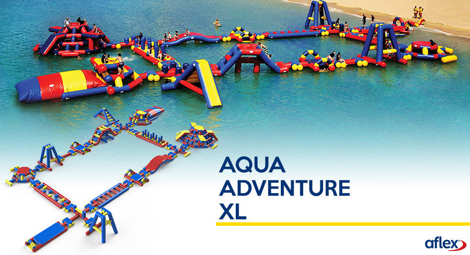 NEW Waterpark Combos from the Aflex Aqua Adventure Series!