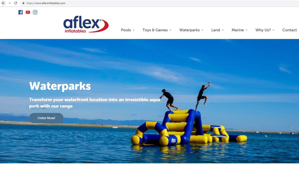 Aflex Launches New Website