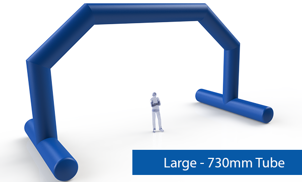 Inflatable Arch Large Aflex