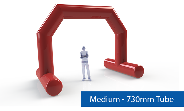 Inflatable Arch Medium Aflex
