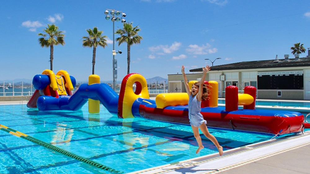 Fun for Pools, Open Water and Land! – Aflex Inflatables