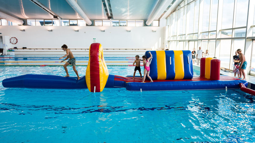 Mighty Tumble - Aflex Commercial Pool Inflatables
