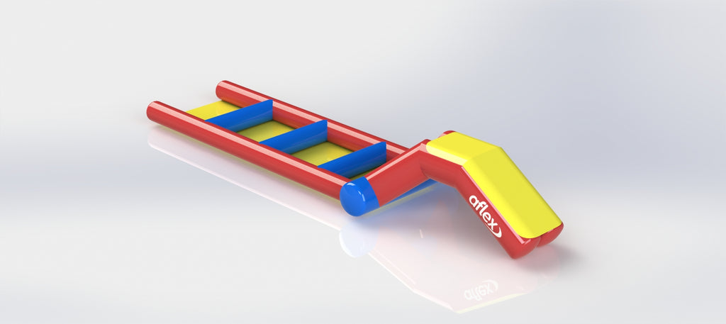 Junior Ladder - Pools Tiny Tots - Aflex Technology
