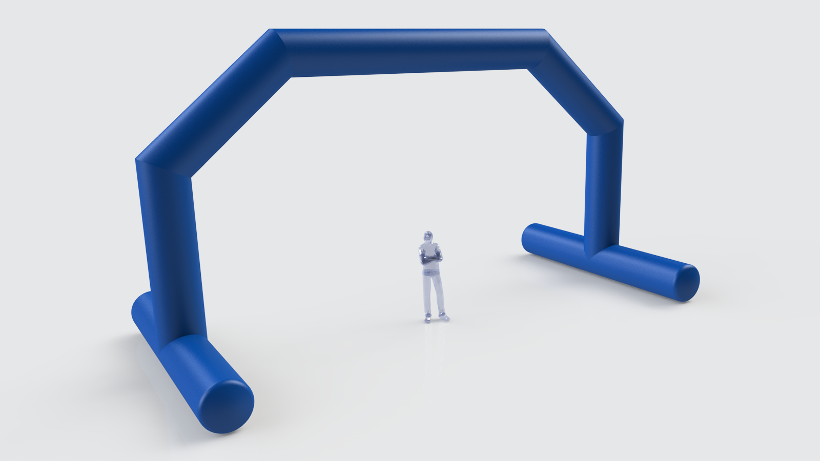 Promotional Arch - Large (730 Tube)