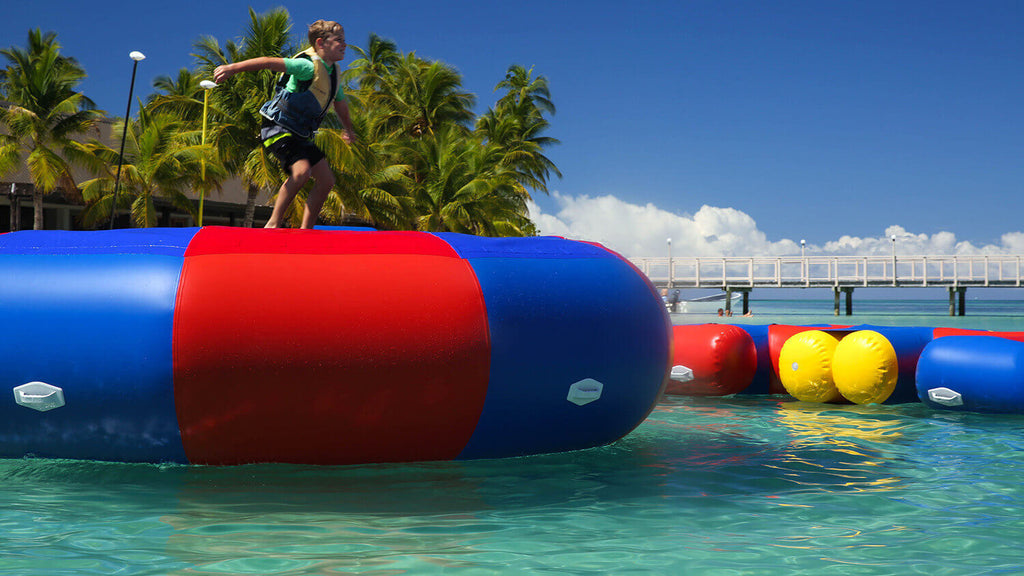 Action Tramp - Open Water Aqua Adventure - Aflex Technology