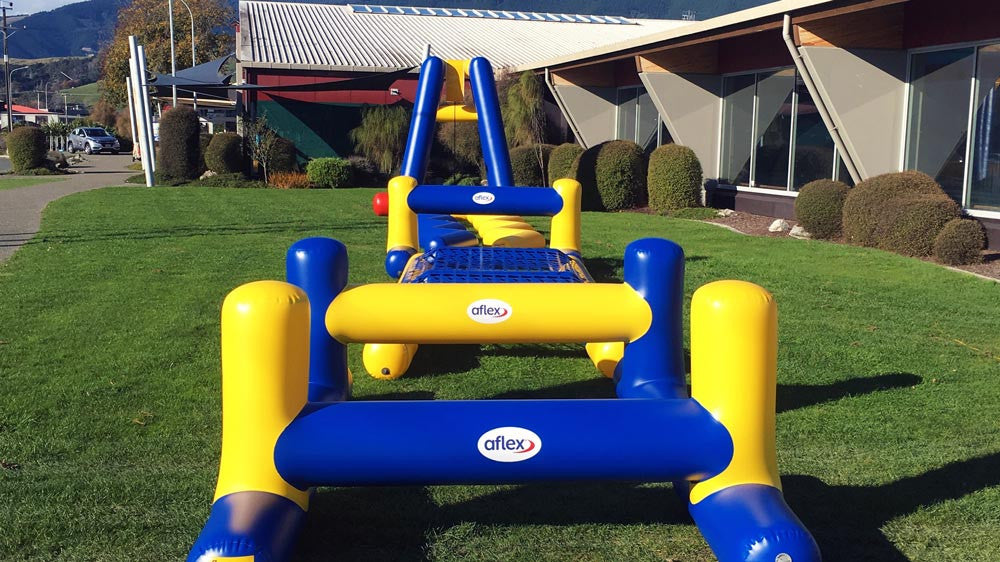Under Overs - Fun & Fitness Inflatable Obstacles - Bouncers - Aflex Technology