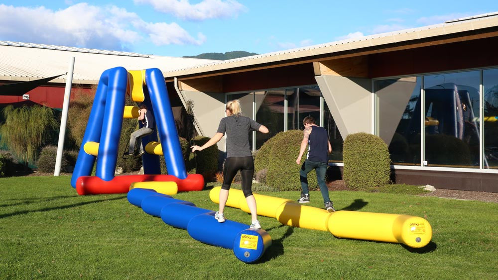 Swing - Fun & Fitness Inflatable Obstacles