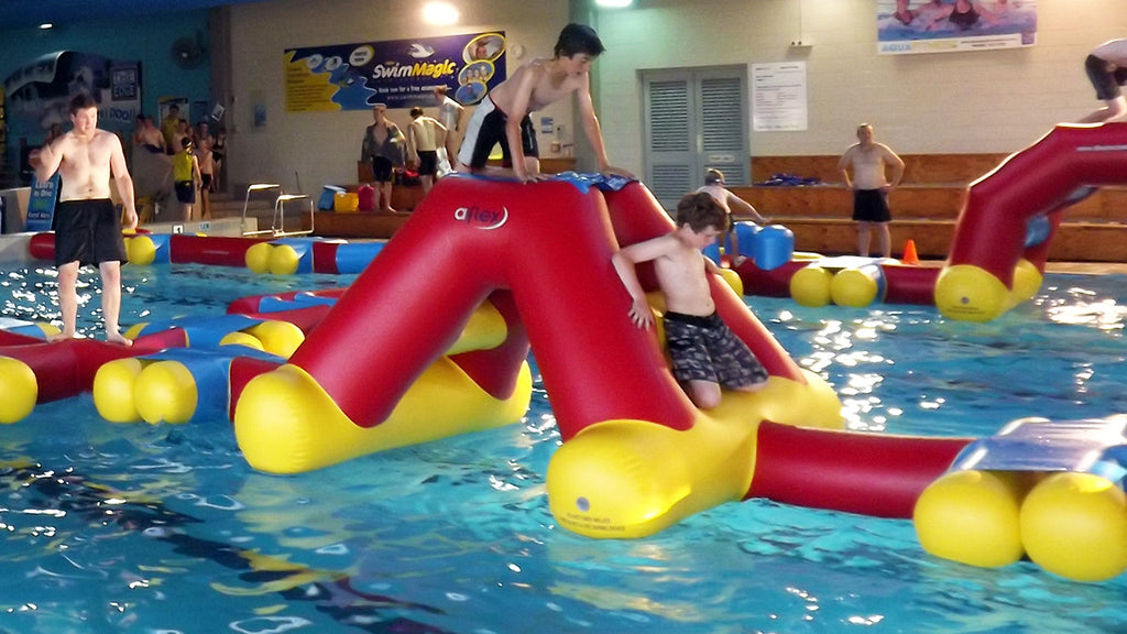 Hurdle - Pools Aqua Fun - Aflex Technology