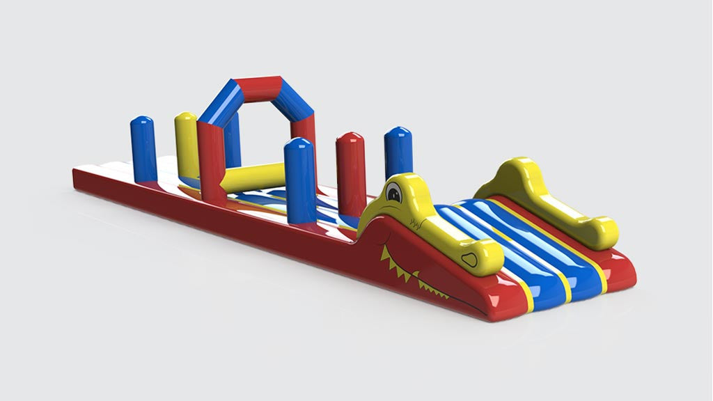Croc JJ - Constant Airflow Obstacle Courses - Aflex Technology