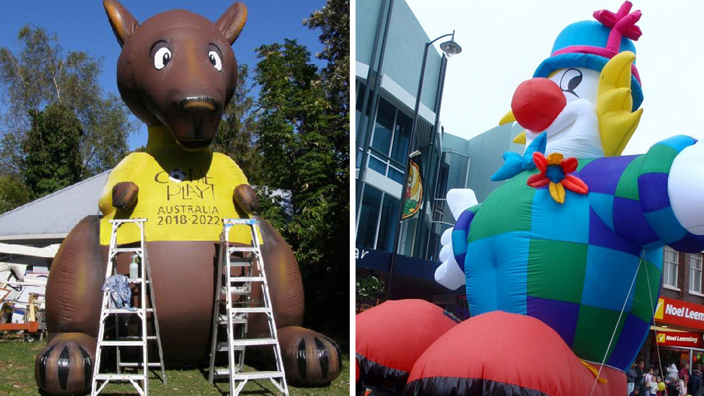 Custom Promotional Inflatables - Promotional & Signage - Aflex Technology