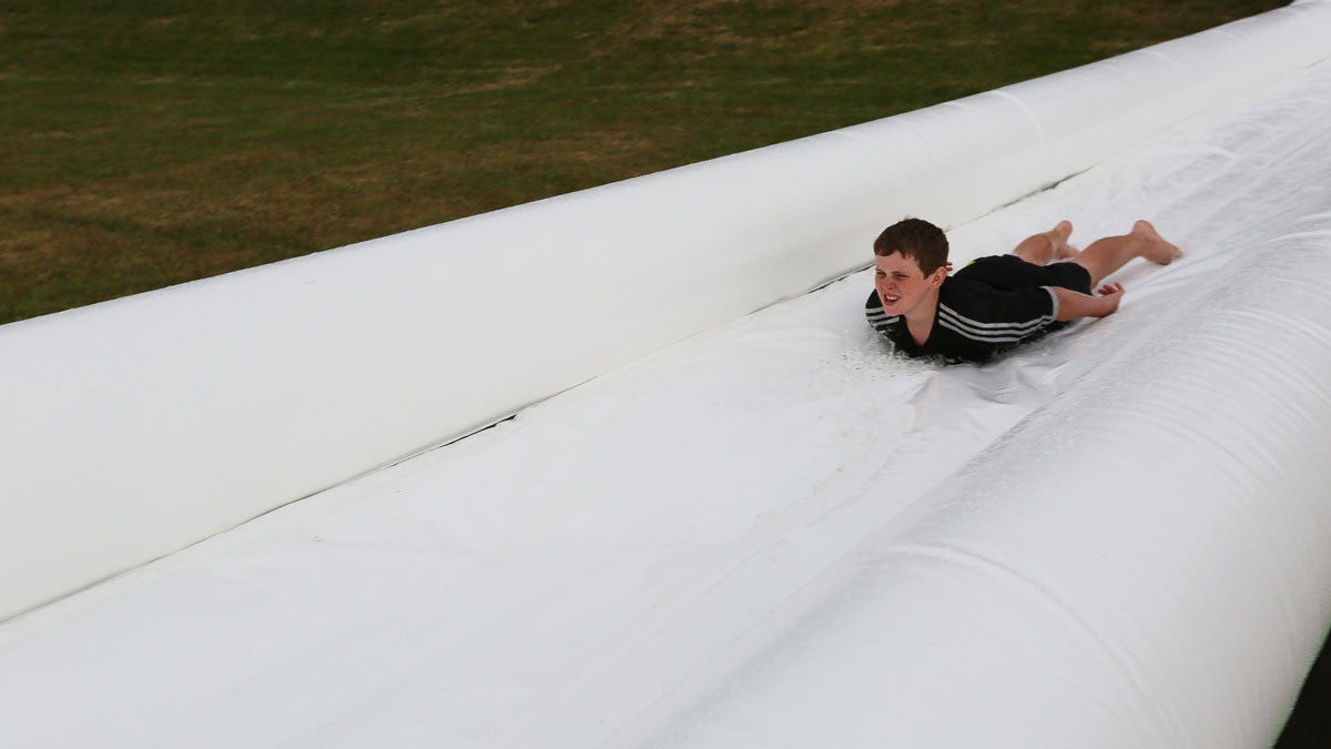 Awesome Inflatable Waterslide - Waterslides - Aflex Technology