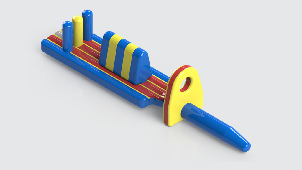 Mighty Tumble - Constant Airflow Obstacle Courses - Aflex Technology