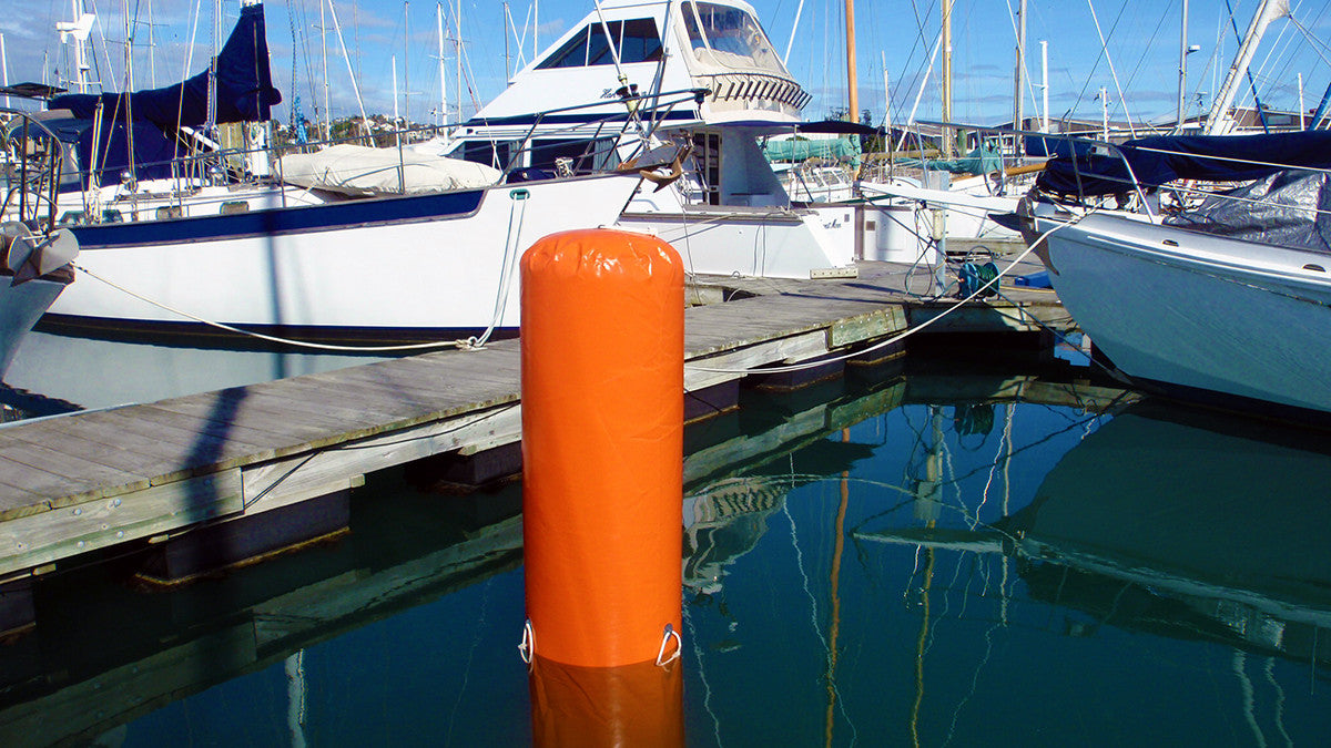 Self Inflating Marker Buoy - Post - Marine Innovations - Aflex Technology