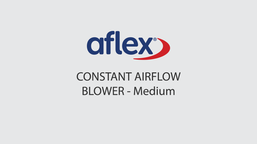 Blower for Constant Airflow - Accessories - Aflex Technology