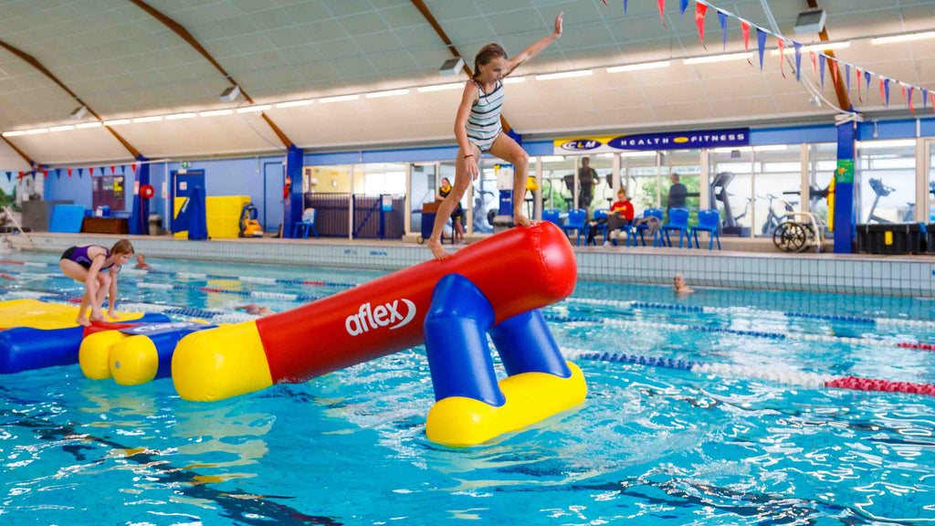 Cannon - Pools Aqua Fun - Aflex Technology