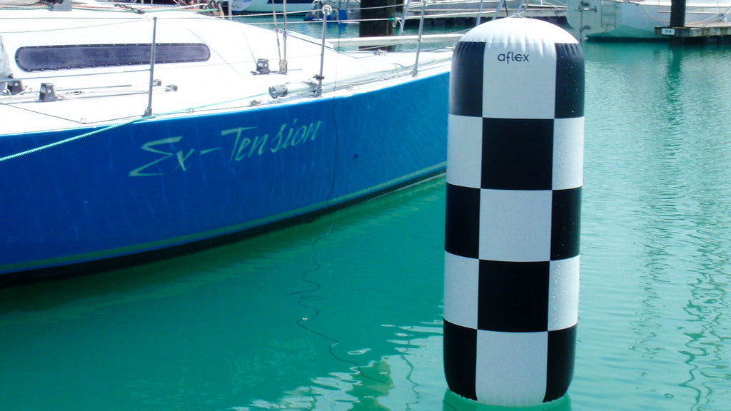 Sealed Marker Buoy - Marine Innovations - Aflex Technology