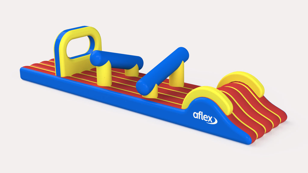 Croc Fun - Constant Airflow Obstacle Courses - Aflex Technology
