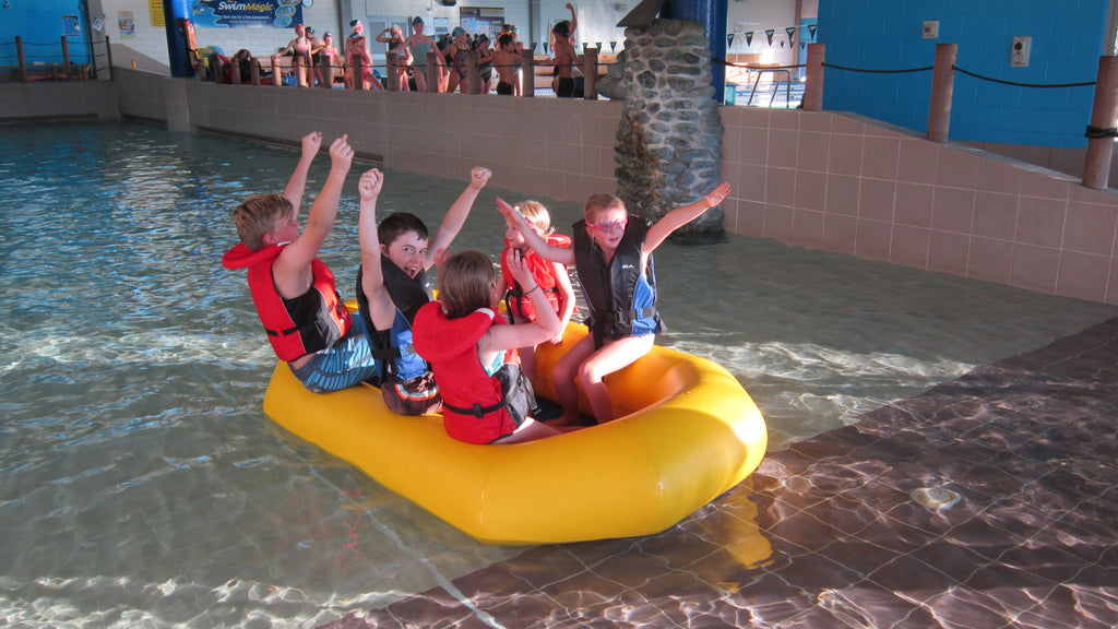 Water Safety Training Dinghy - Sealed Toys & Games - Aflex Technology