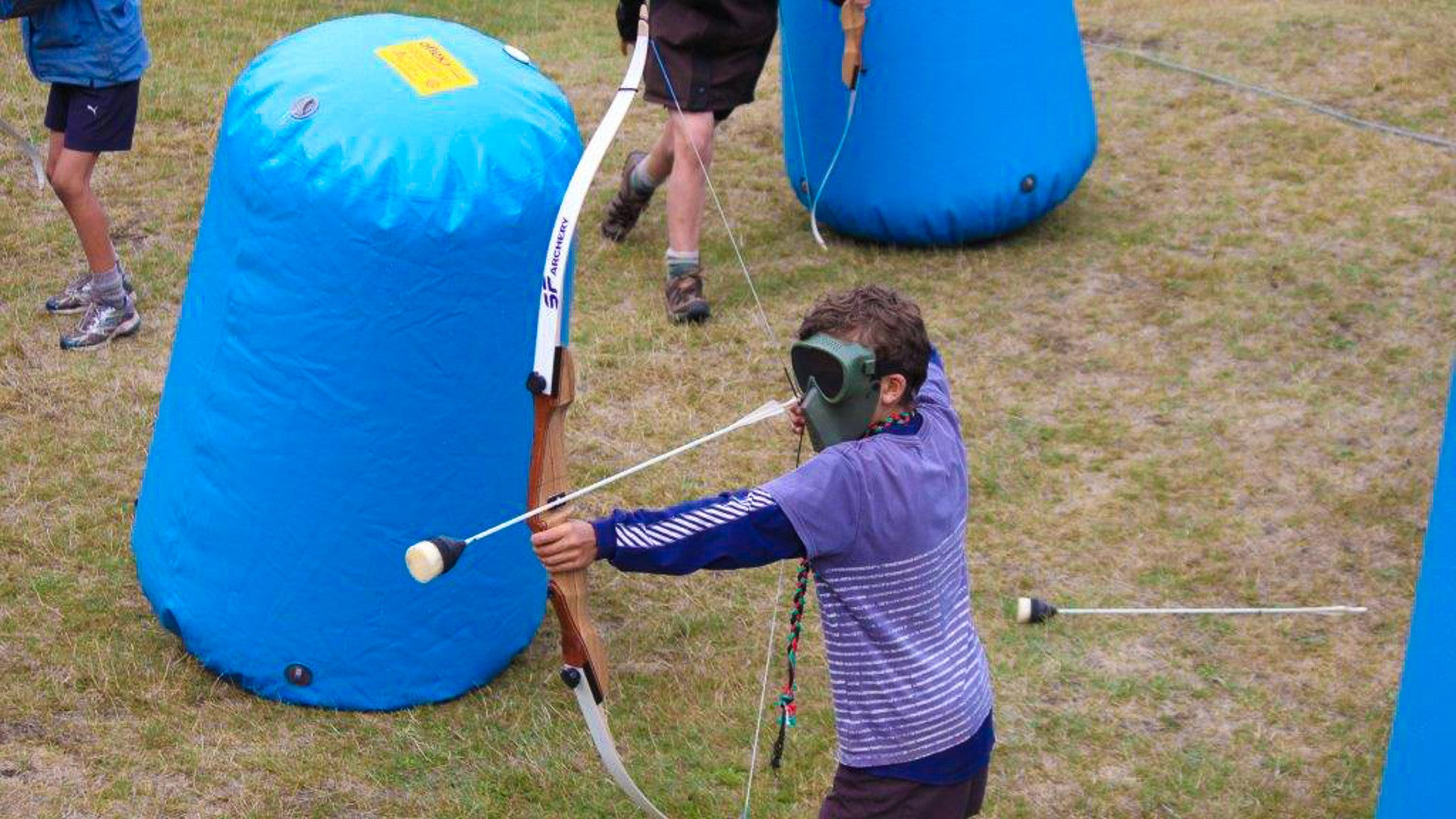 Inflatable Archery Hides - Promotional & Signage - Aflex Technology