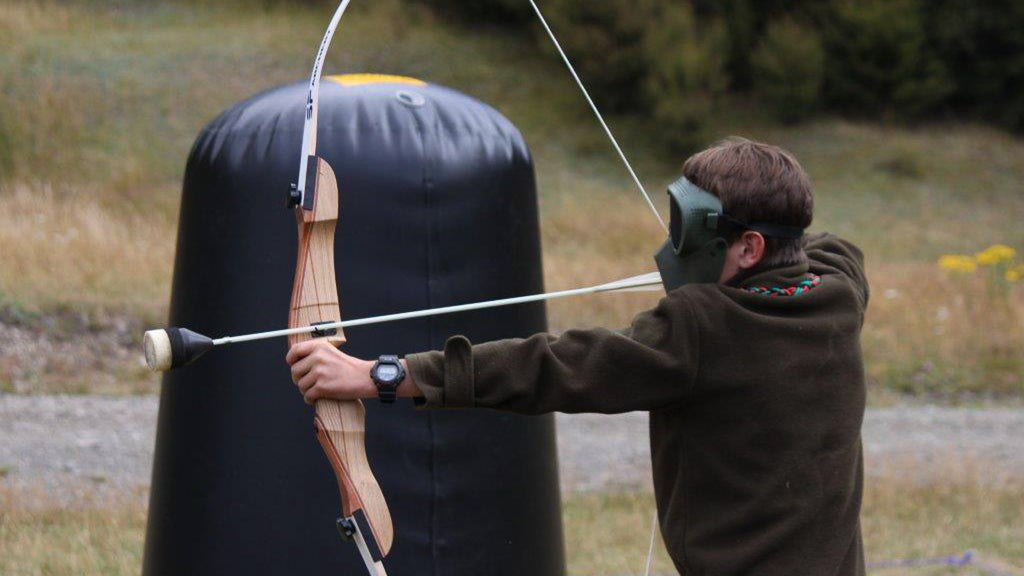 Archery Hides - Bouncers - Aflex Technology