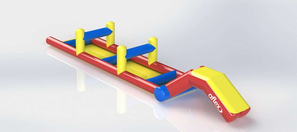 Junior Obstacle - Pools Tiny Tots - Aflex Technology