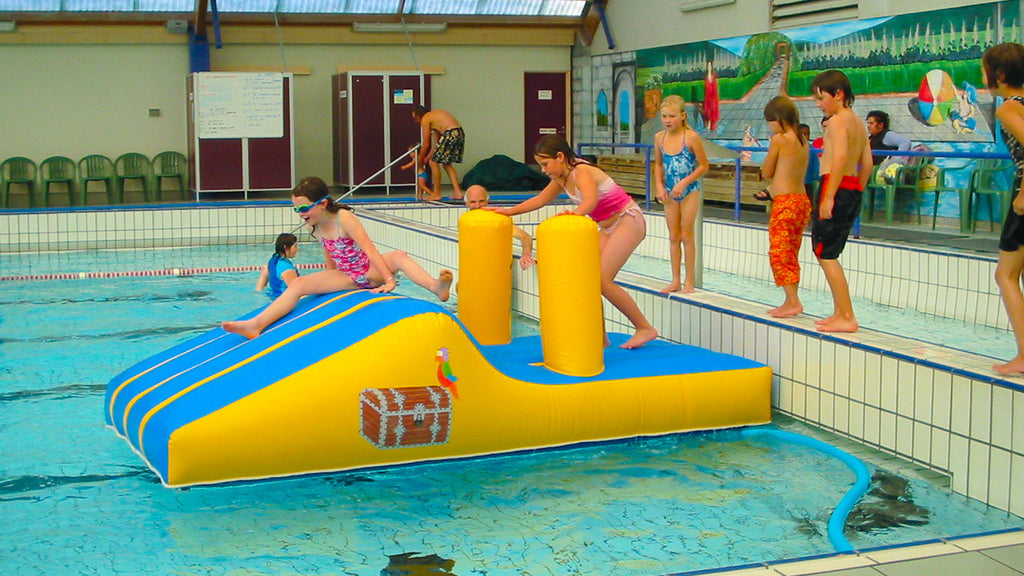 Junior Pirate Slide - Constant Airflow Obstacle Courses - Aflex Technology