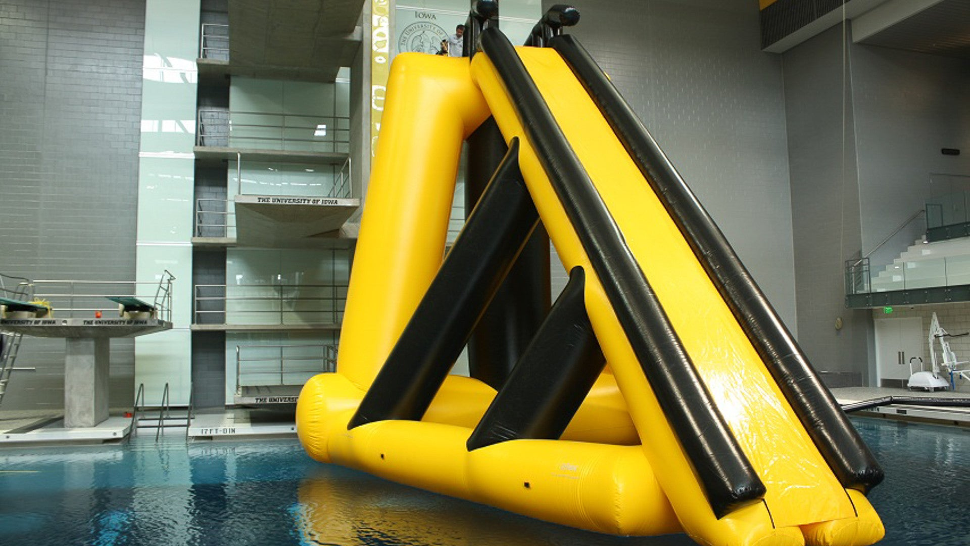 Mach II 7.5m Dive Board Slide - Pool Slides - Aflex Technology