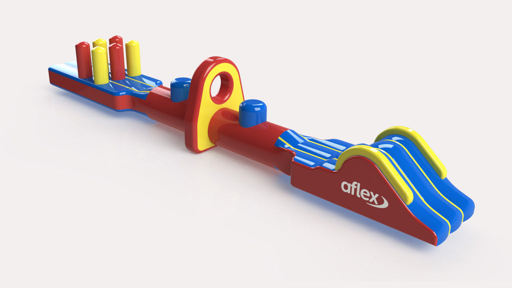 Mighty Medley - Constant Airflow Obstacle Courses - Aflex Technology