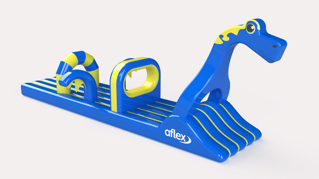 My Little Dragon - Constant Airflow Obstacle Courses - Aflex Technology
