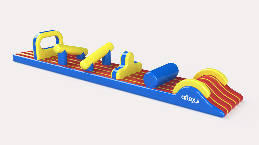 Octo Obstacles - Constant Airflow Obstacle Courses - Aflex Technology
