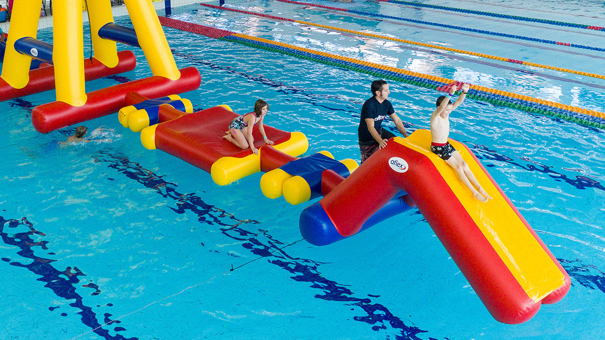 Paddler's Pad - Pools Aqua Fun - Aflex Technology