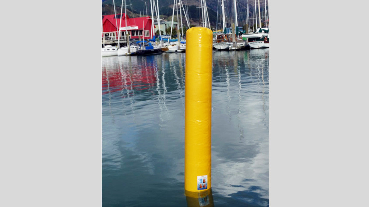 Self Inflating Marker Buoy - Pin - Marine Innovations - Aflex Technology