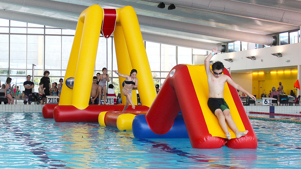 Slide 1.5 m - Pools Aqua Fun - Aflex Technology