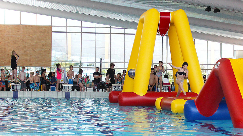 Swing (Centre) - Pools Aqua Fun - Aflex Technology