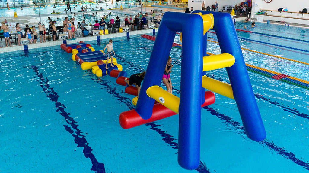 Swing (End) - Pools Aqua Fun - Aflex Technology