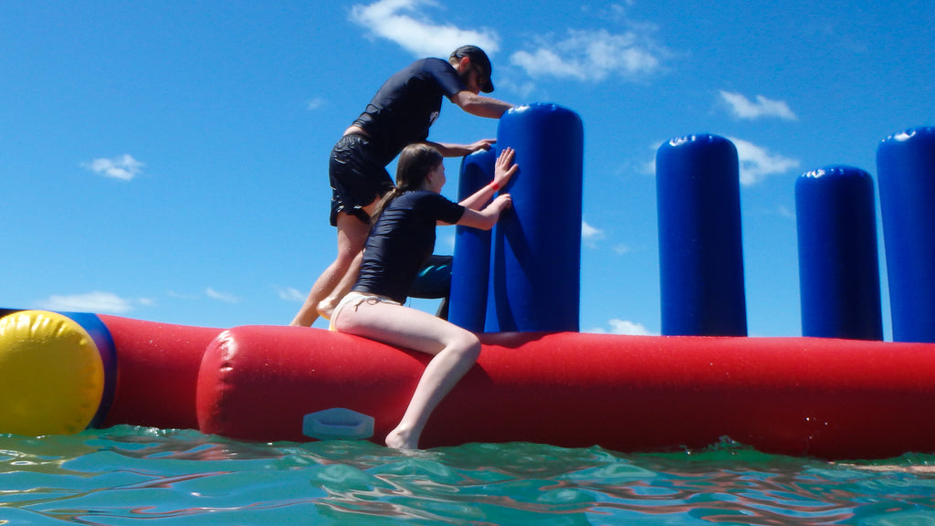 Shallow Water Loop - Open Water Aqua Adventure - Aflex Technology